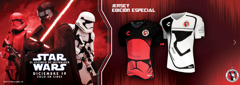 Buen Fin 2019: compra jerseys de Xolos (Star Wars), América, Chivas y más