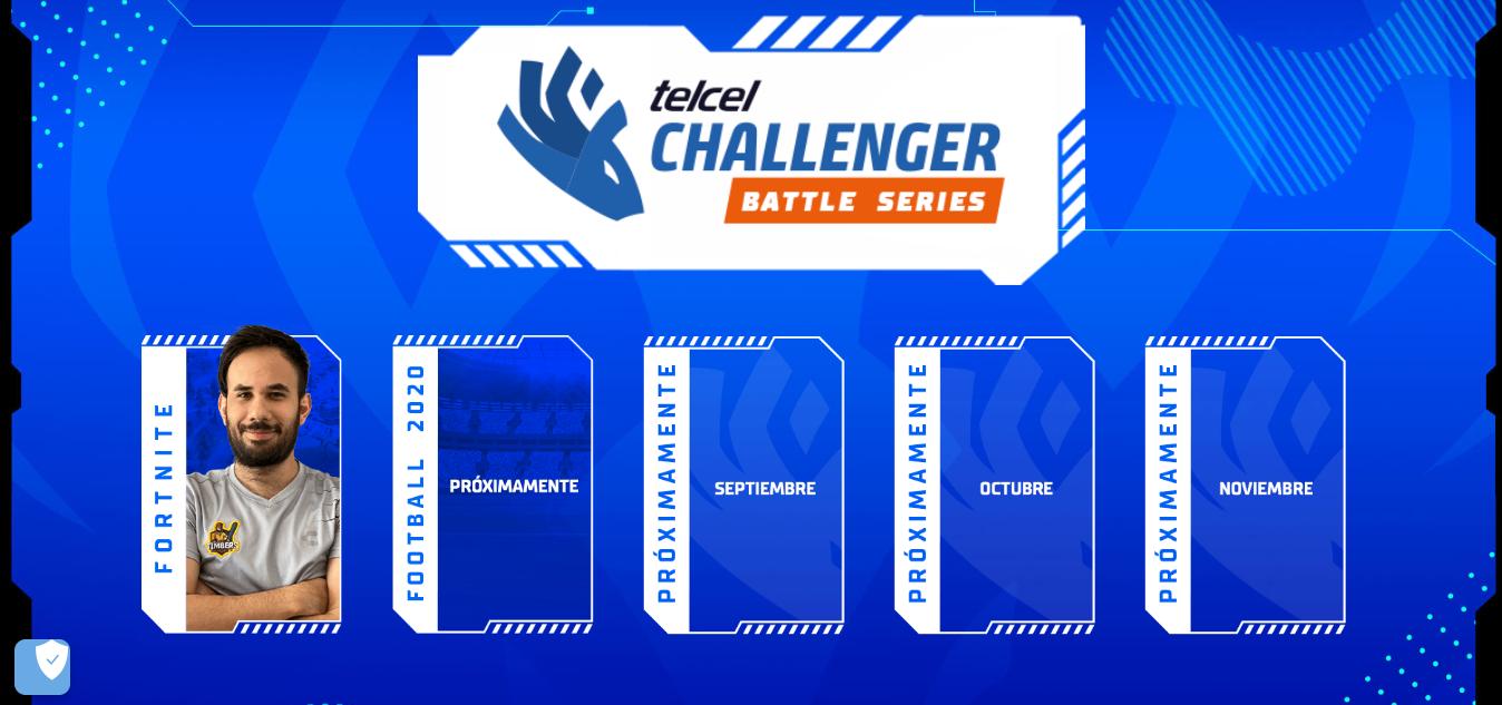 Telcel Challenger Battle Series: Fortnite