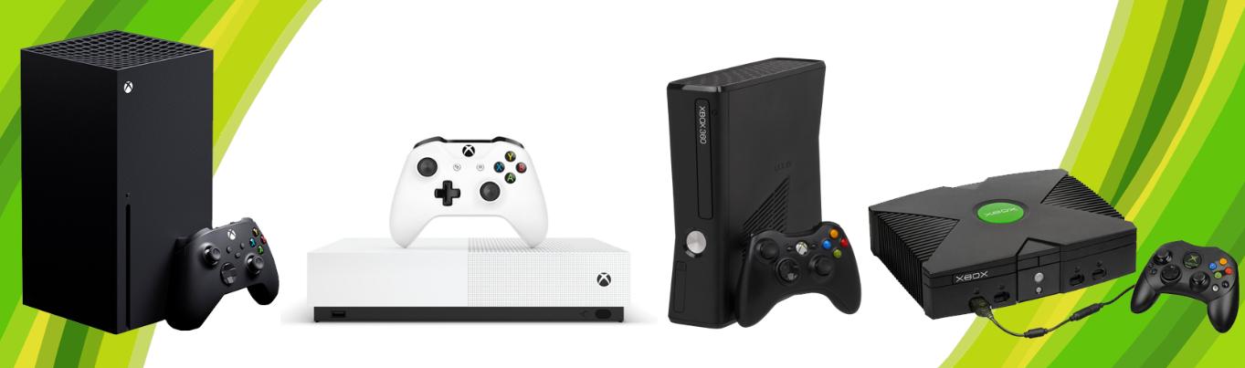 Compatibilidad en la Xbox Series X