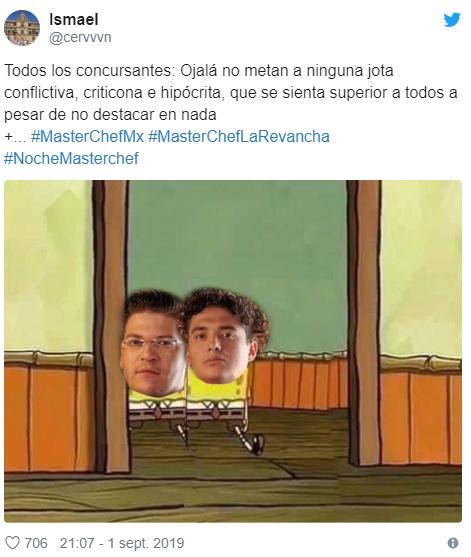 Memes de MasterChef, Capítulo 8