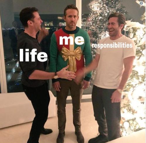 Memes de Ryan Reynolds