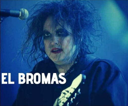 Las 30 canciones ochenteras favoritas de Robert Smith