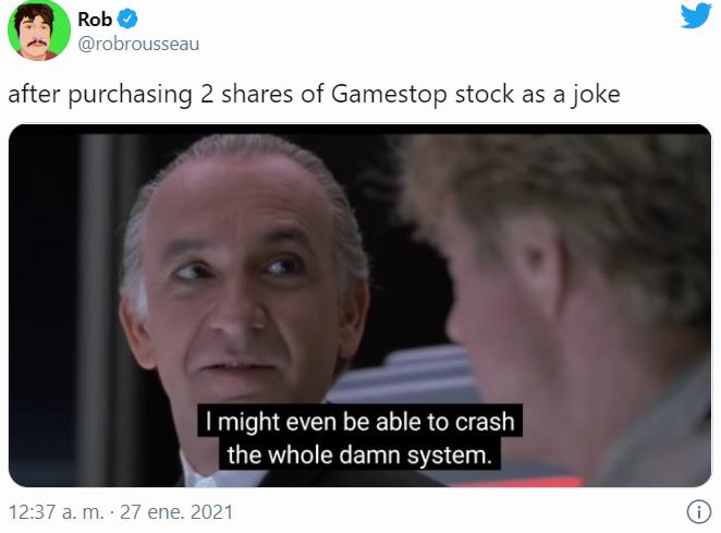 Memes de la gira de Ricardo Anaya GameStop trollea a Wall Street