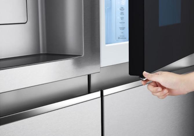 LG presenta la nueva línea de sus refrigeradores InstaView Door In Door