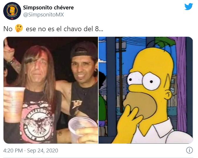 Memes del Chavo del 8 metalero