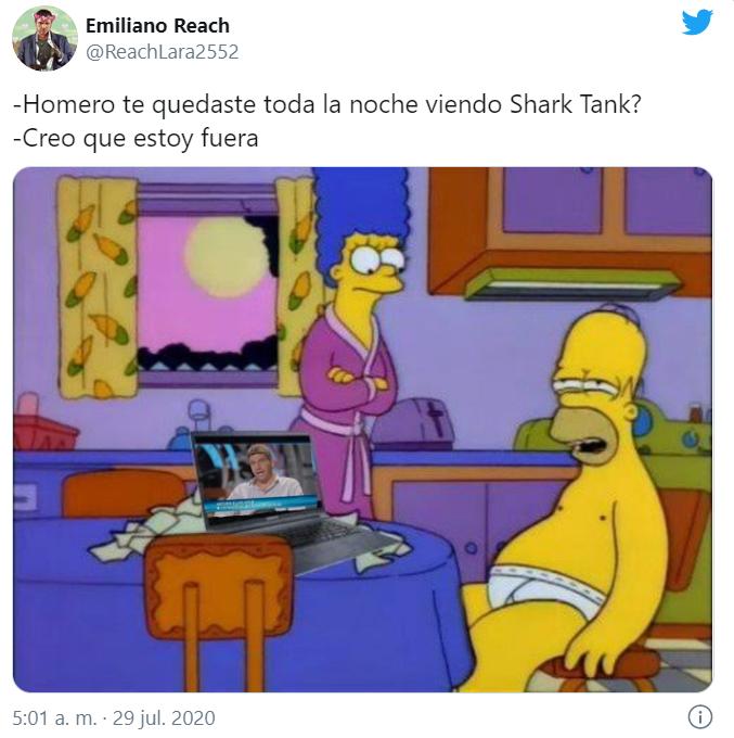 Memes de Shark Tank