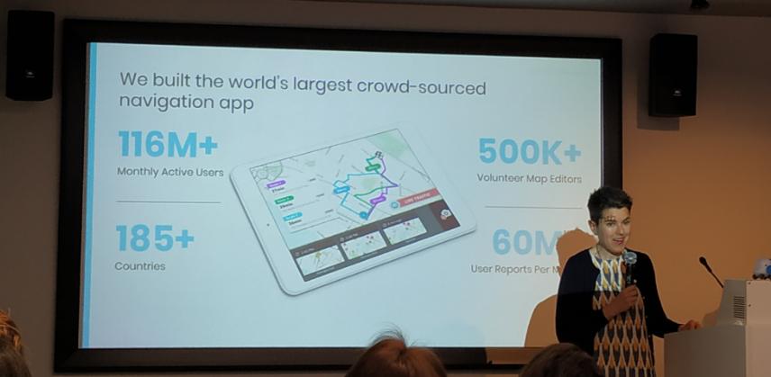 Waze for Cities quiere reducir el tráfico en CDMX