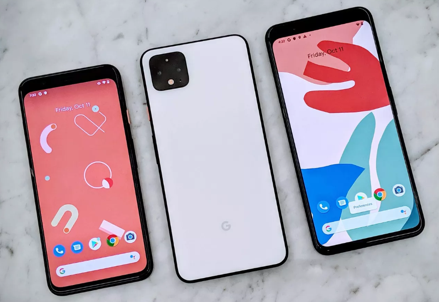 Google Pixel 4 y Pixel Xl