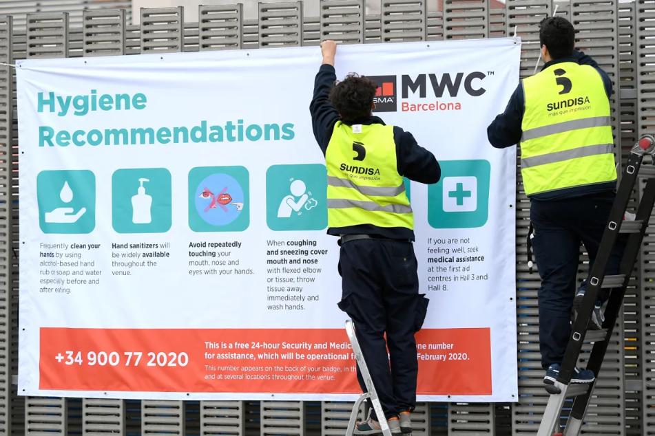 MWC 2020 cancelado por Coronavirus