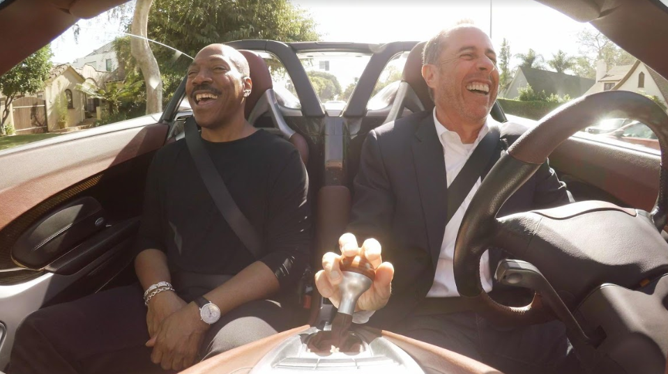 Comedians in Cars Getting Coffee: Novedad del 2019