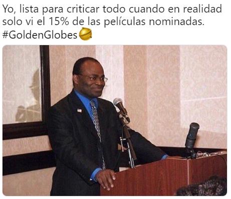 Memes de los Golden Globes 2019