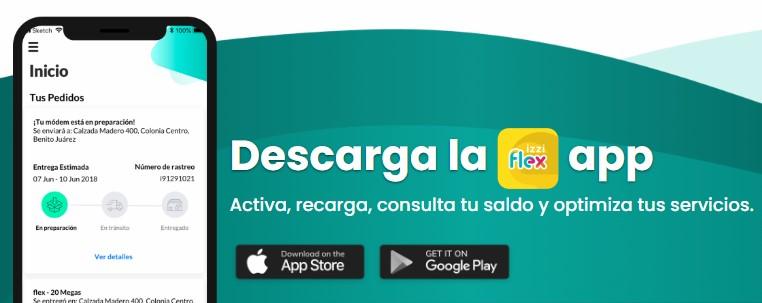 izzi flex app