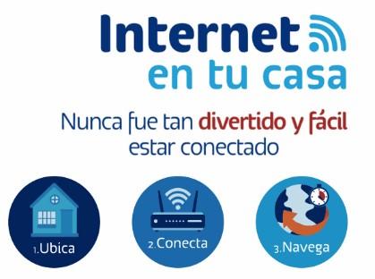 Internet en tu casa de Telcel