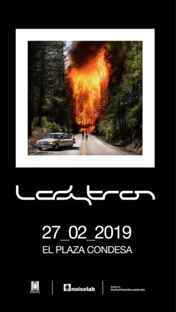 Ladytron México 2019