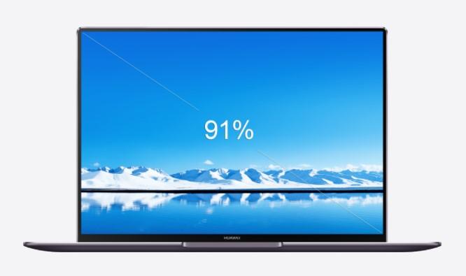 Aprovecha aún más el espacio para la pantalla