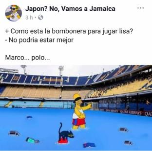 Boca vs River Plate