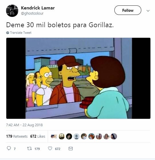 memes Gorillaz