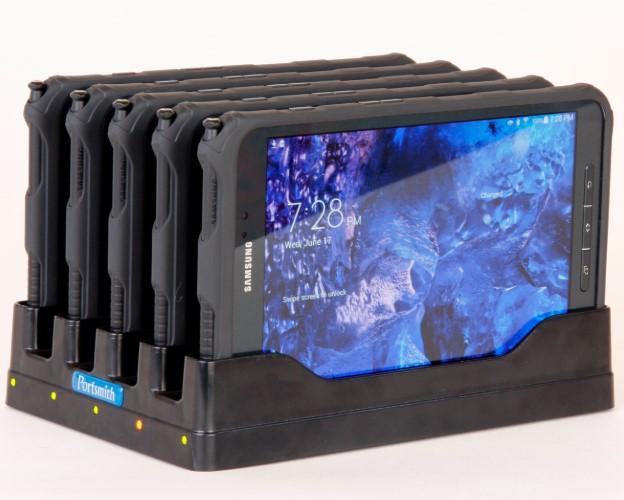 Puerto de carga Galaxy Tab Active 2