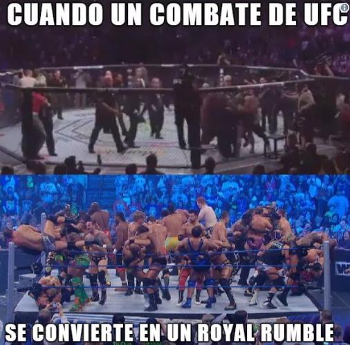 Memes de la pelea McGregor vs Nurmagomedov