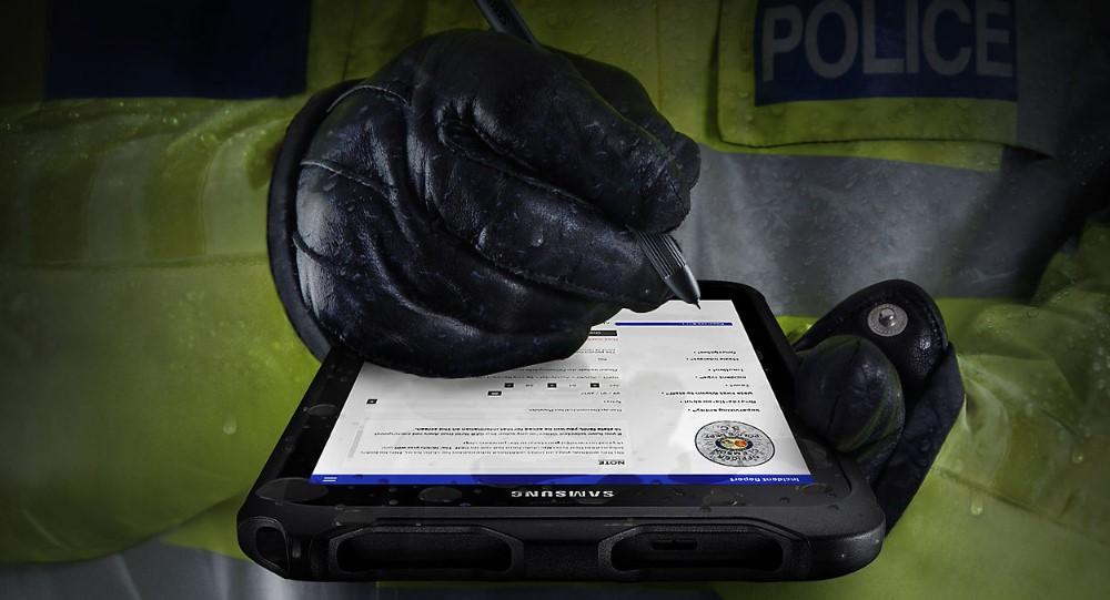 Conoce la nueva tablet de Samsung