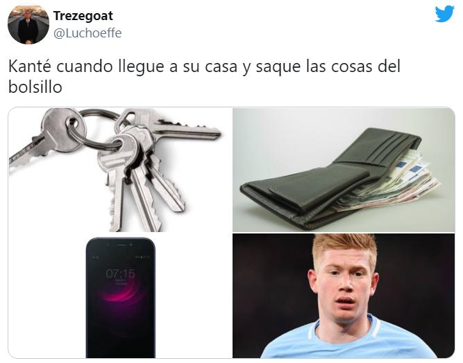 Memes de la final de Champions League