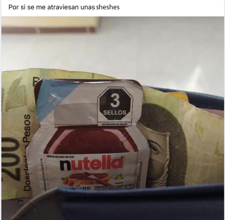 Memes de la Nutella