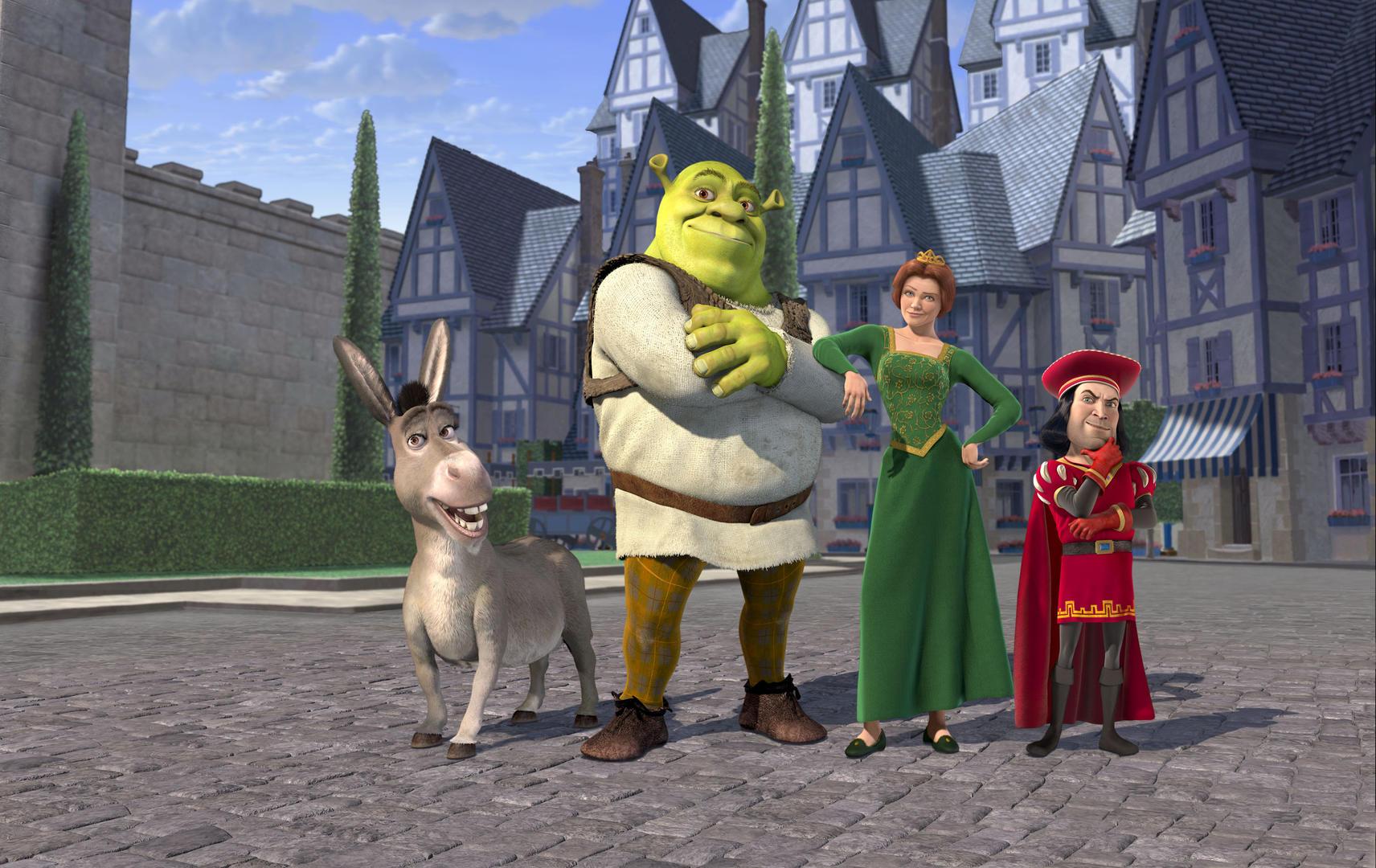 Shrek Películas de Netflix México: estrenos para abril de 2021