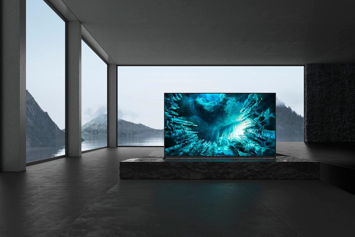 Sony presenta su nueva línea de pantallas inteligentes