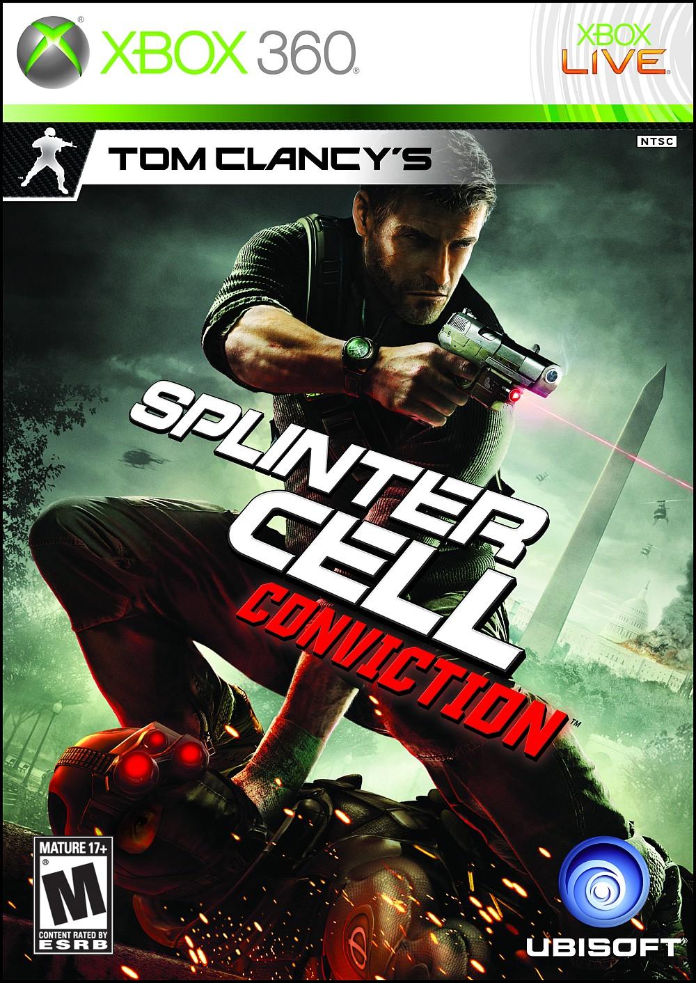 Splinter Cell Conviction 360