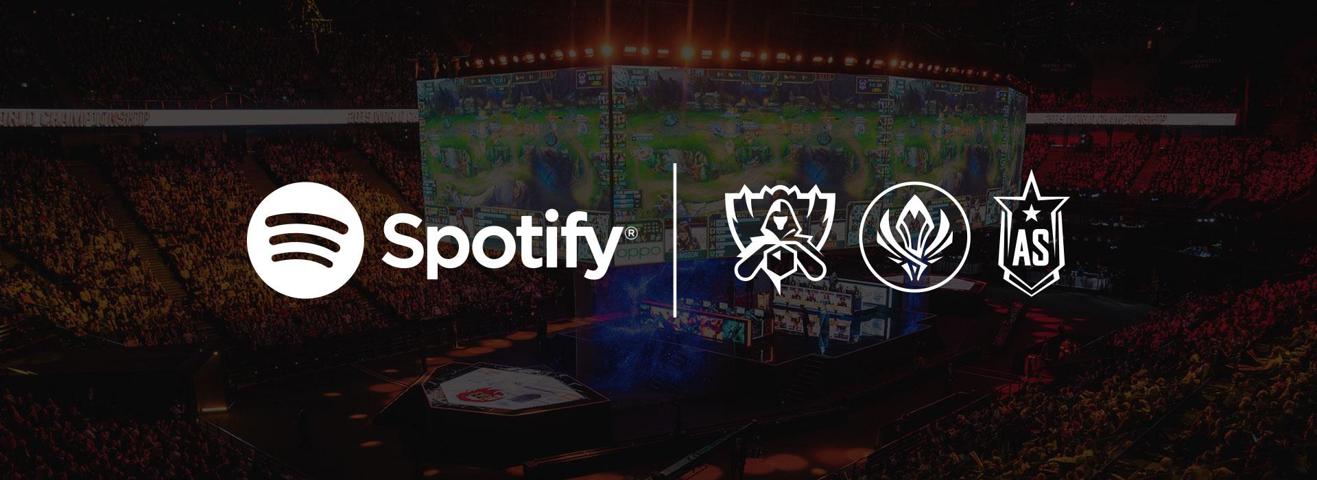 Spotify y LoL crean una experiencia digital para fanáticos