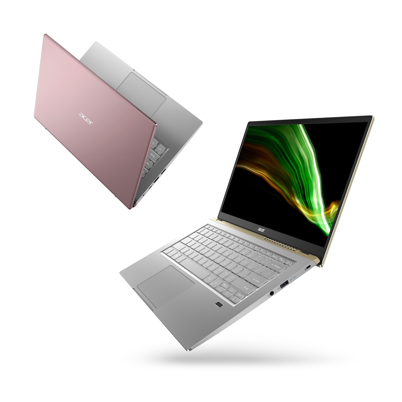 Acer Swift X: La nueva laptop ultradelgada con amplia memoria y batería