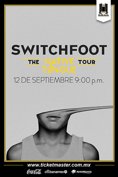 Switchfoot México 2019