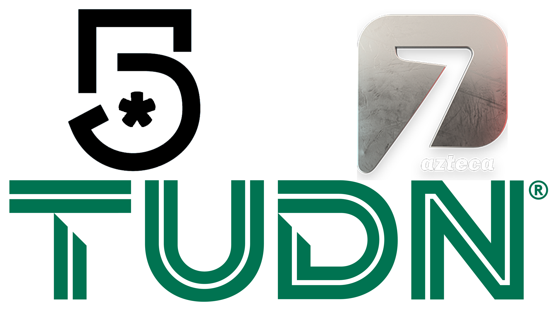 TUDN | Canal 5 | Azteca 7