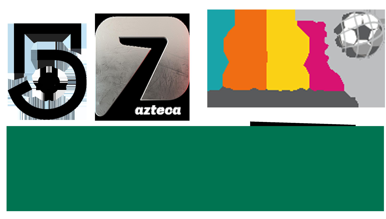 Canal 5 | Azteca 7 | Afizzionados |  TUDN