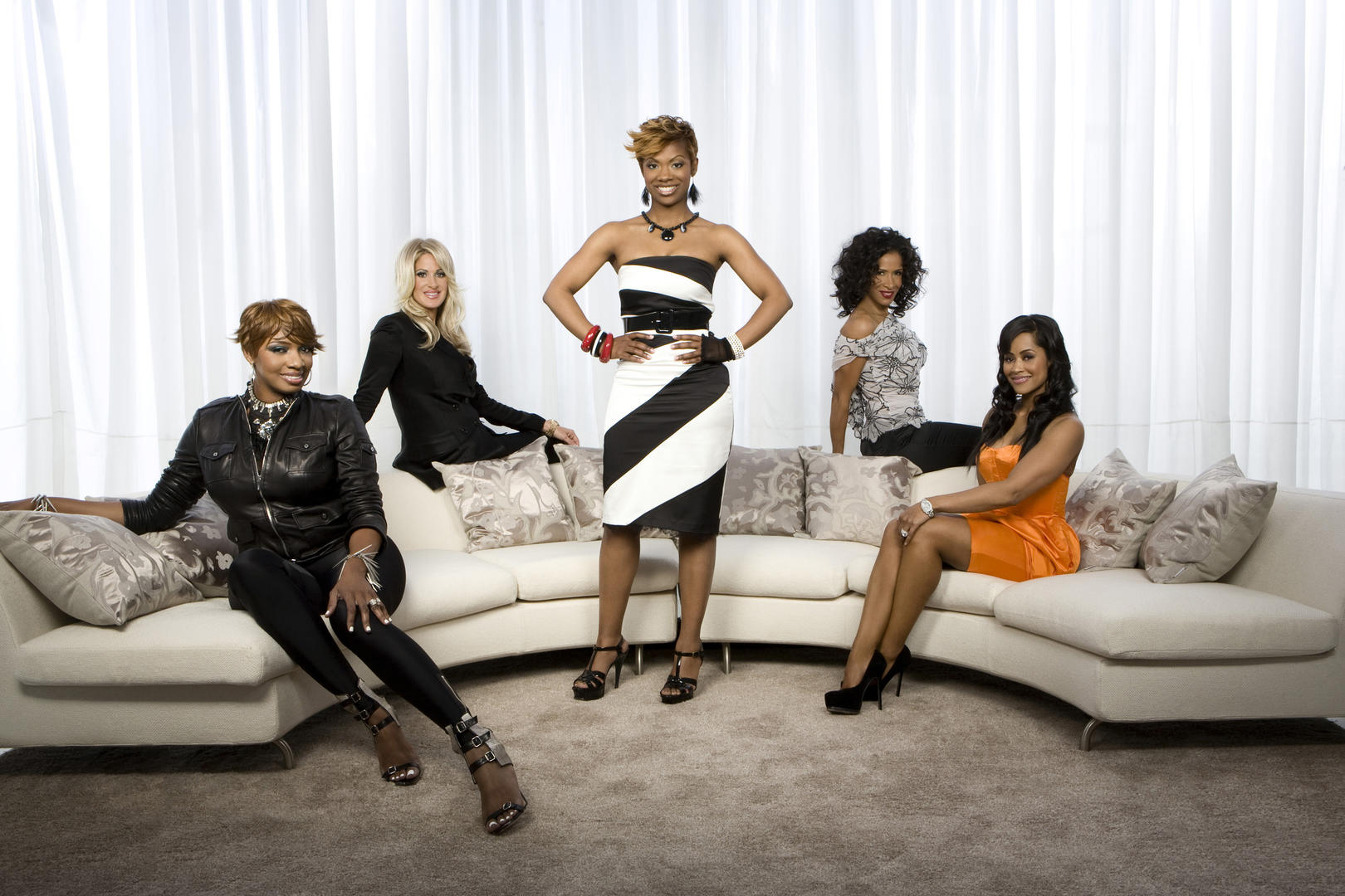 The Real Housewives of Atlanta - Temporadas 1 y 2