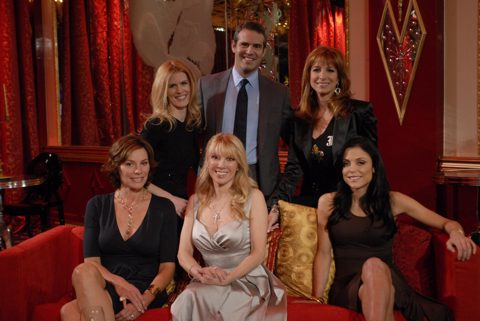 The Real Housewives of New York City - Temporadas 1 y 2