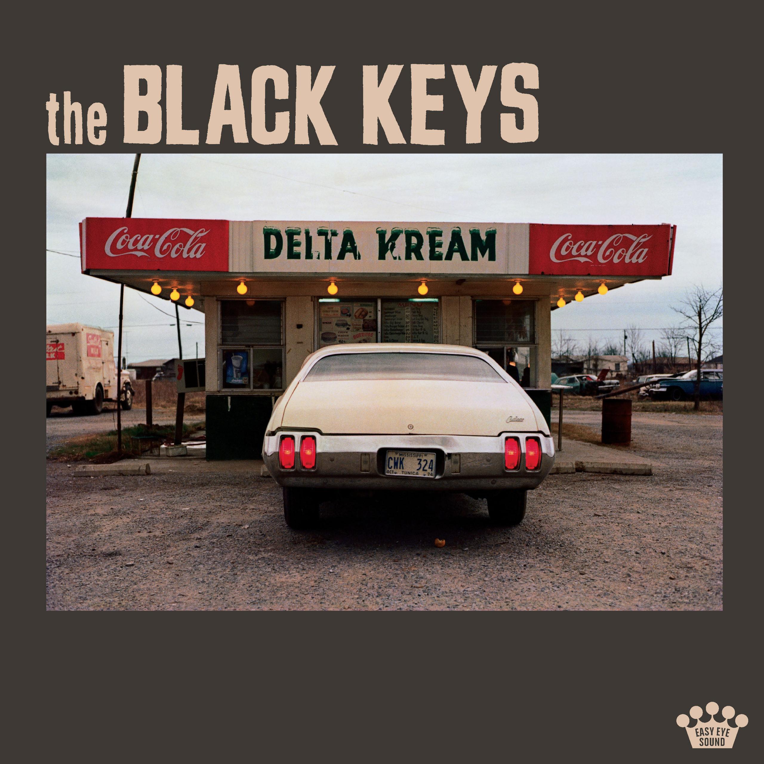 The Black Keys - Delta Cream
