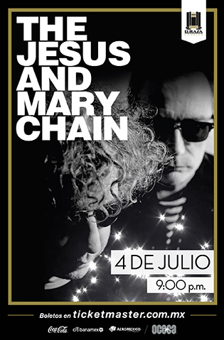 The Jesus and Mary Chain México 2019