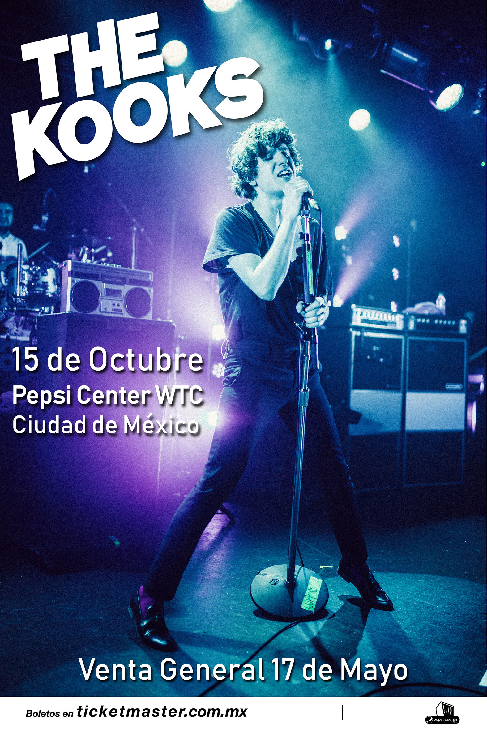 The Kooks México 2019
