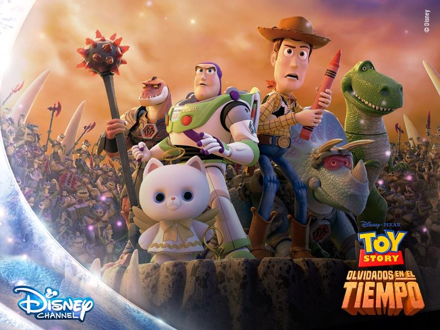 Toy Story Olvidados en el Tiempo