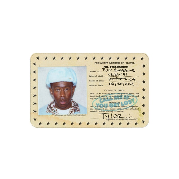 Tyler, the Creator - Call me if you get lost