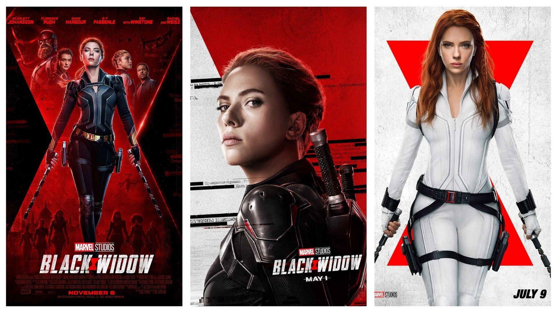 Black Widow: Nueva fecha de estreno   PandaAncha.mx