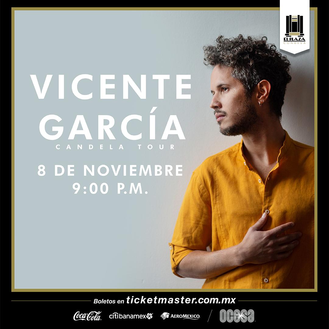 Vicente García México 2019