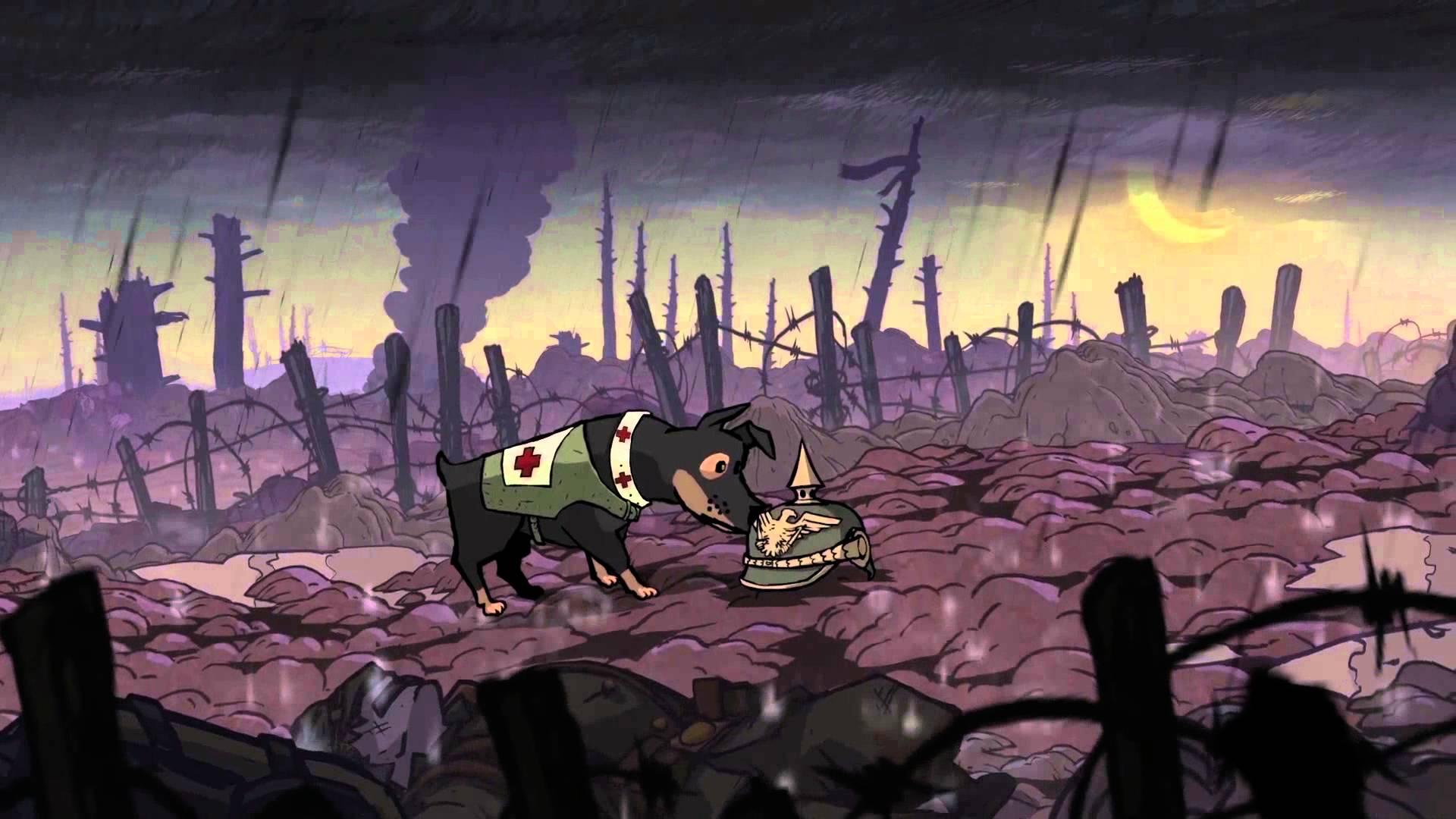 Valiant Hearts llega remasterizado para nintendo switch
