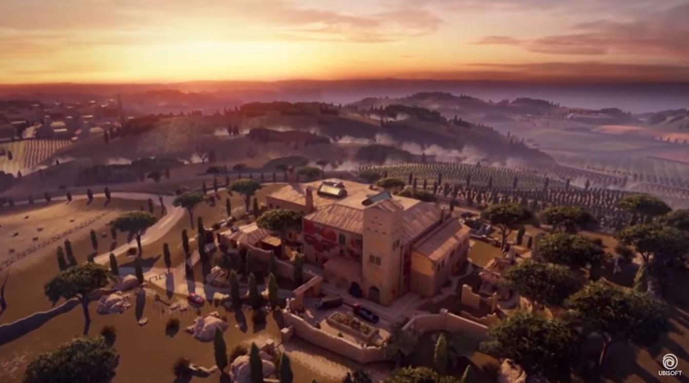 Villa, el nuevo mapa