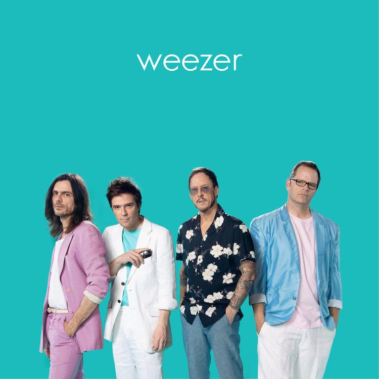 Weezer– Weezer (The Teal Album)