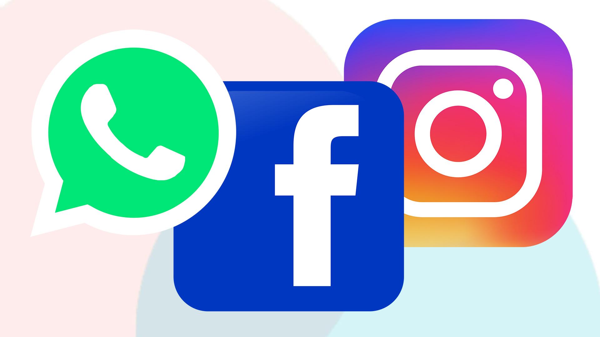 Facebook, Instagram y Whatsapp: 3 gigantes de la misma empresa
