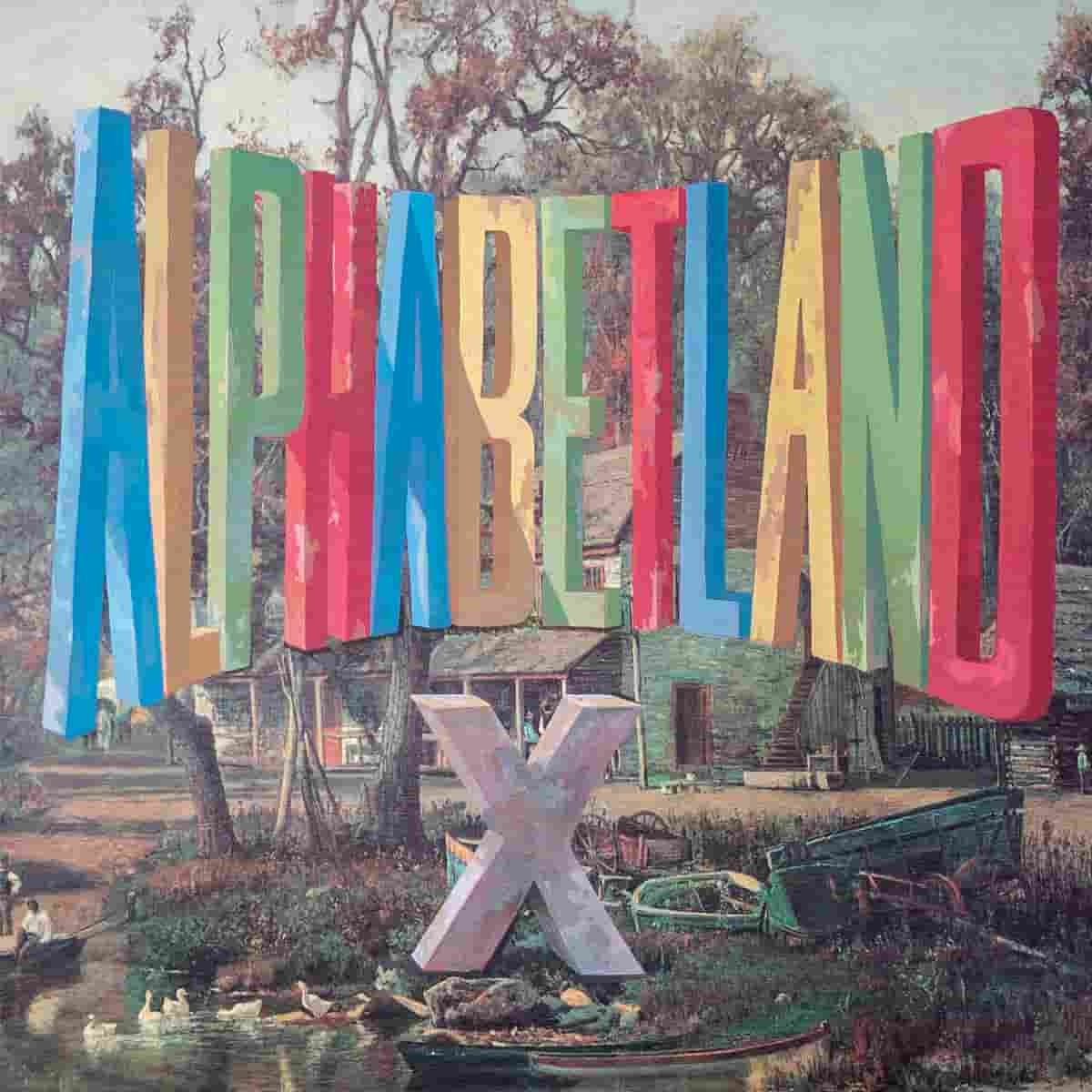 X - Alphabetland