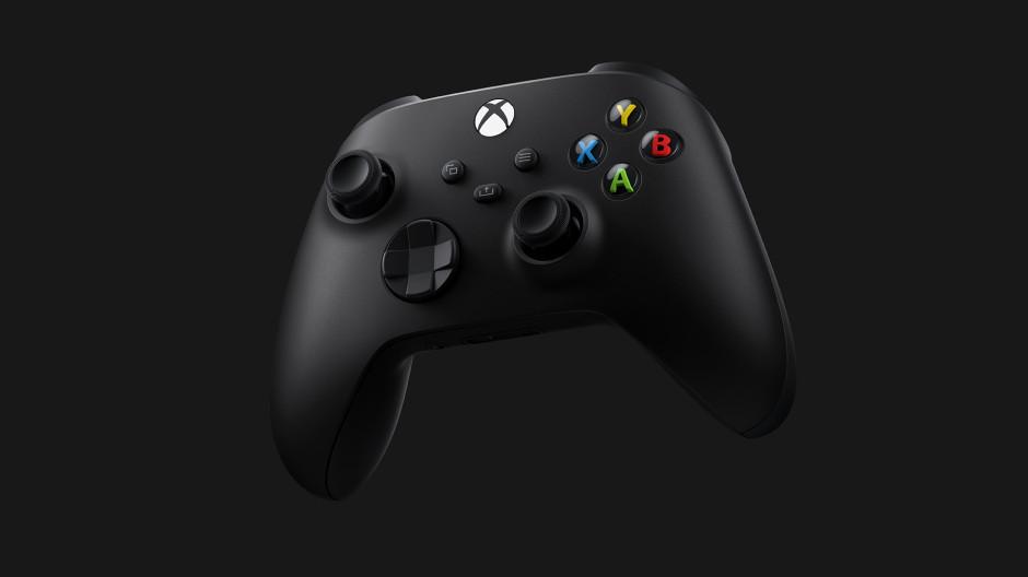 Nuevo Control de Xbox Series X