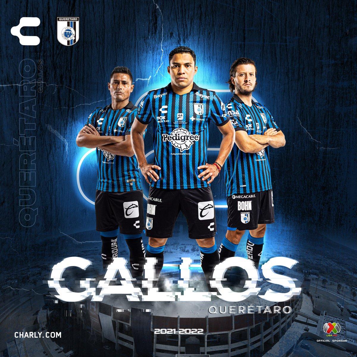 Jersey de local de Querétaro para el Apertura 2021